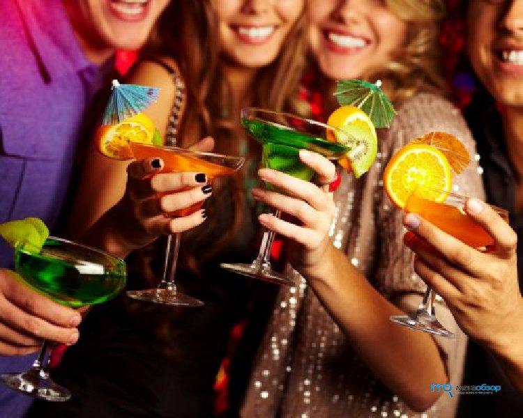 Конкурсы на корпоратив алкогольные
