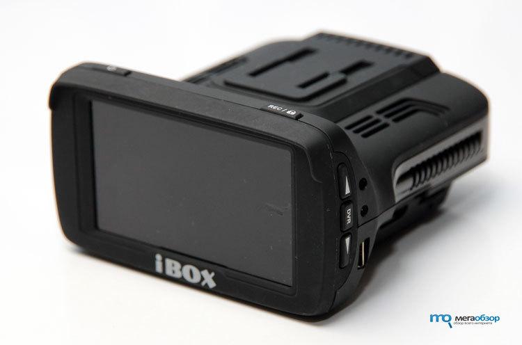 Обзор iBOX Combo F1+. Видеорегистратор с радар-детектором